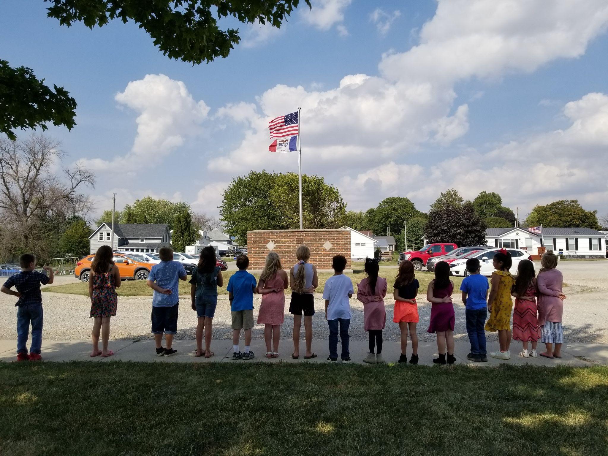 Chantland's 3rd Grade Class
